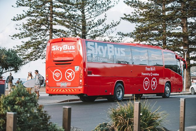 SkyBus Byron Bay Express - Byron Bay Accommodations