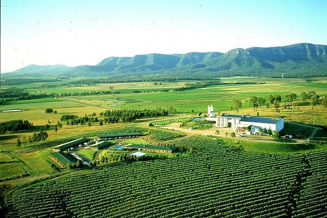 2-Day Hunter Valley Small-Group Tasting Tour - Byron Bay Accommodations