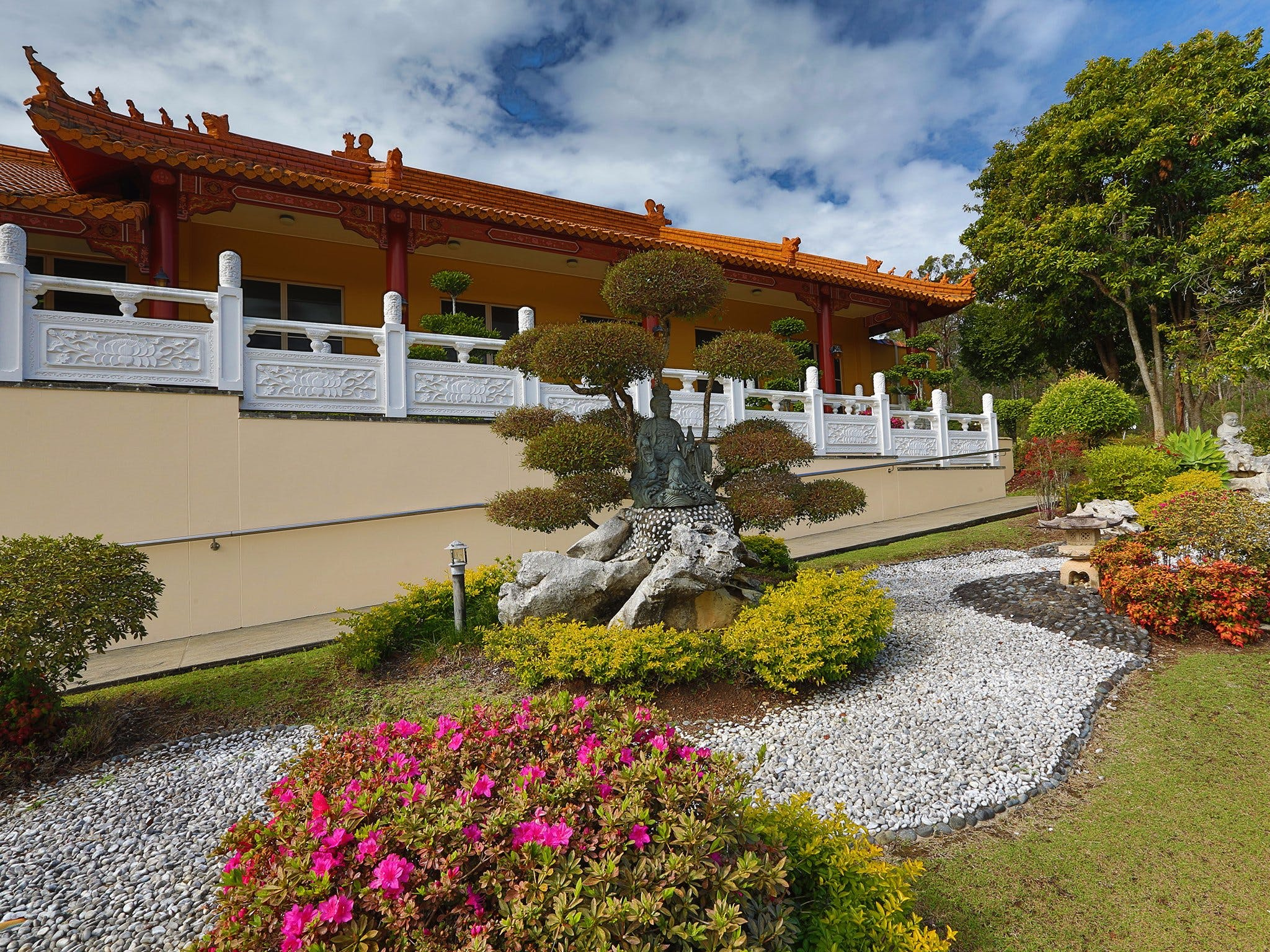 Chung Tian Temple - Byron Bay Accommodations