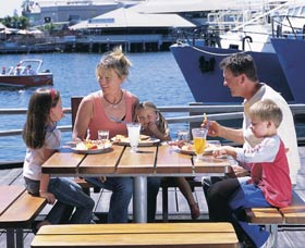 Fremantle Fishing Boat Harbour - Byron Bay Accommodations