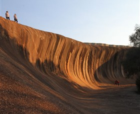 Wave Rock - Byron Bay Accommodations