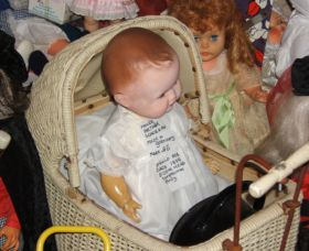 Little Darlings Doll Museum and Coffee Shop - Byron Bay Accommodations