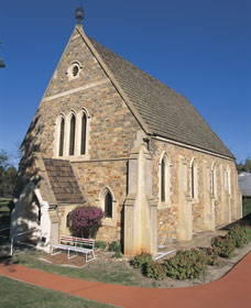 Uniting Church - York - Byron Bay Accommodations
