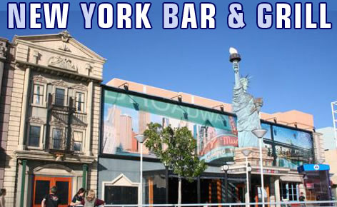New York Bar  Grill - Byron Bay Accommodations