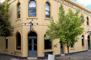 The College Lawn Hotel - Byron Bay Accommodations