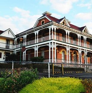 Old England Hotel - Byron Bay Accommodations
