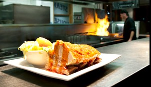 Railway Hotel Steak House - Byron Bay Accommodations