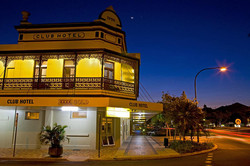 The Club Hotel - Byron Bay Accommodations