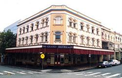 The Grand Hotel Newcastle - Byron Bay Accommodations