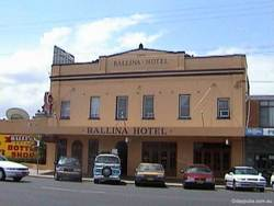 Ballina Hotel - Byron Bay Accommodations