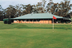 Echunga Golf Club Incorporated - Byron Bay Accommodations