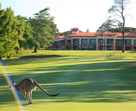 Royal Canberra Golf Club - Byron Bay Accommodations
