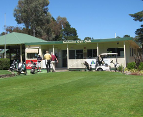 Fairbairn Golf Club