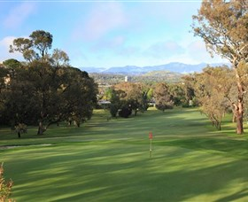 Federal Golf Club - Byron Bay Accommodations