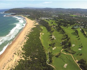 Shelly Beach Golf Club - Byron Bay Accommodations