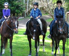 Kings Creek Saddle Club - Byron Bay Accommodations