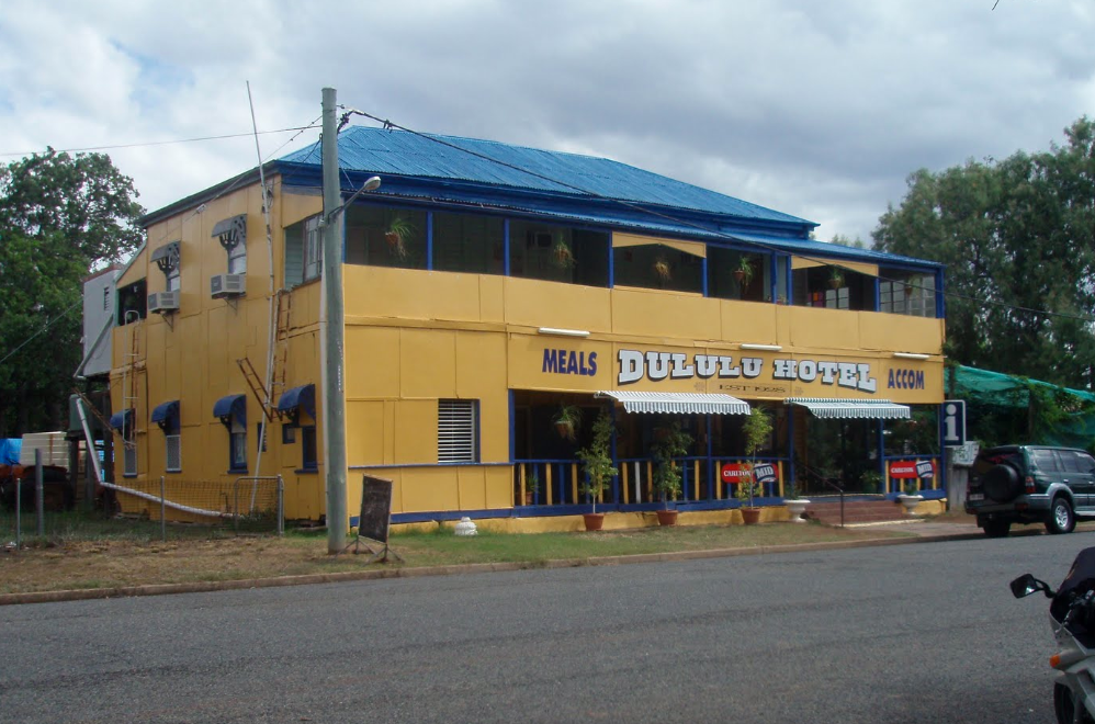 Dululu Hotel - Byron Bay Accommodations