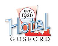 Hotel Gosford - Byron Bay Accommodations