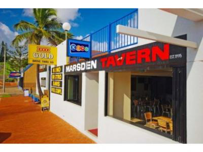 Marsden Tavern - Byron Bay Accommodations