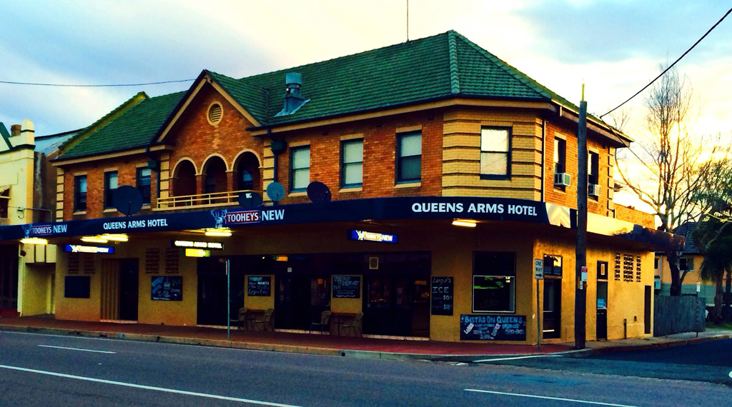 Queens Arms Hotel - Byron Bay Accommodations