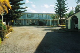 Troubridge Hotel - Byron Bay Accommodations