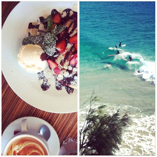 The Pass Cafe - Byron Bay Accommodations
