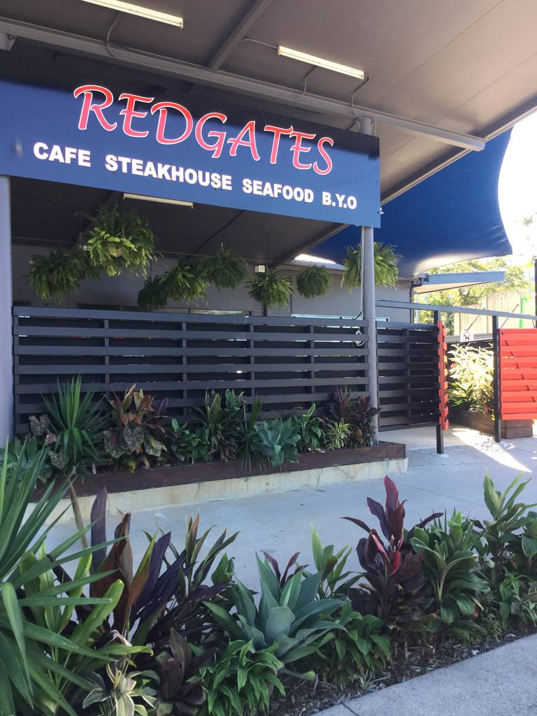 Redgates Caf Steakhouse Seafood - Byron Bay Accommodations