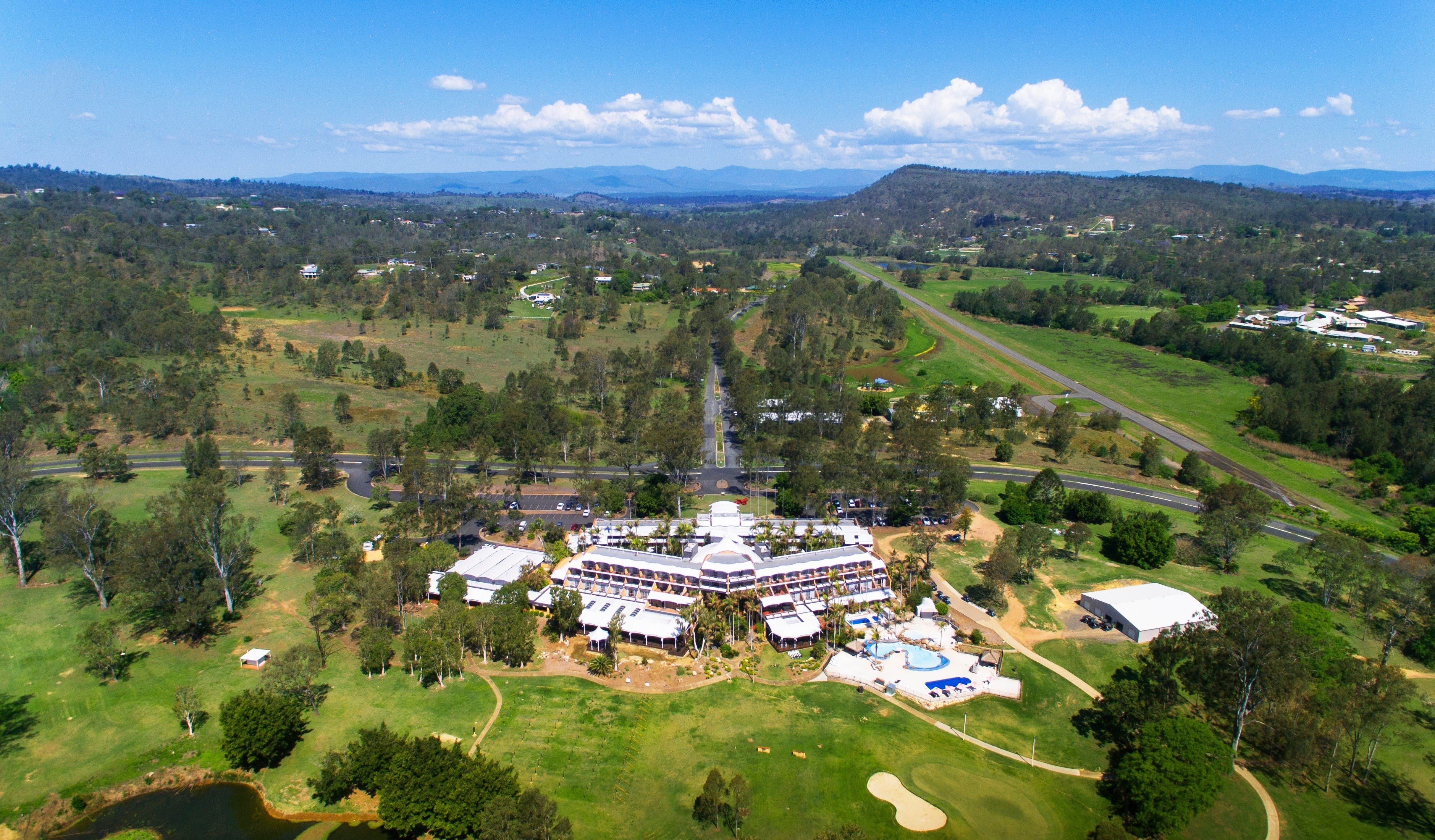 Christmas In July at The Kooralbyn ValleyResort - Byron Bay Accommodations