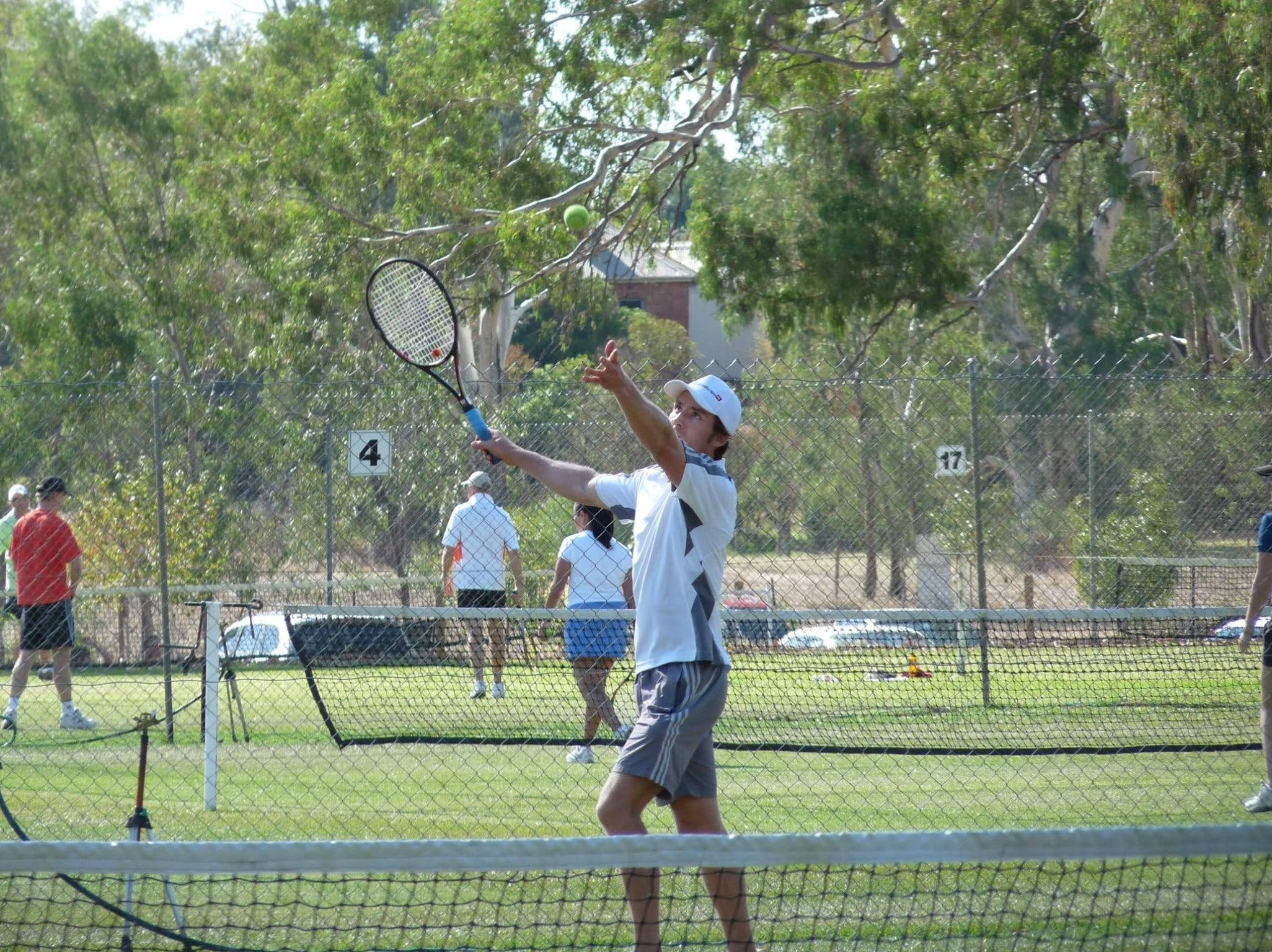 Corowa Easter Lawn Tennis Tournament - Byron Bay Accommodations