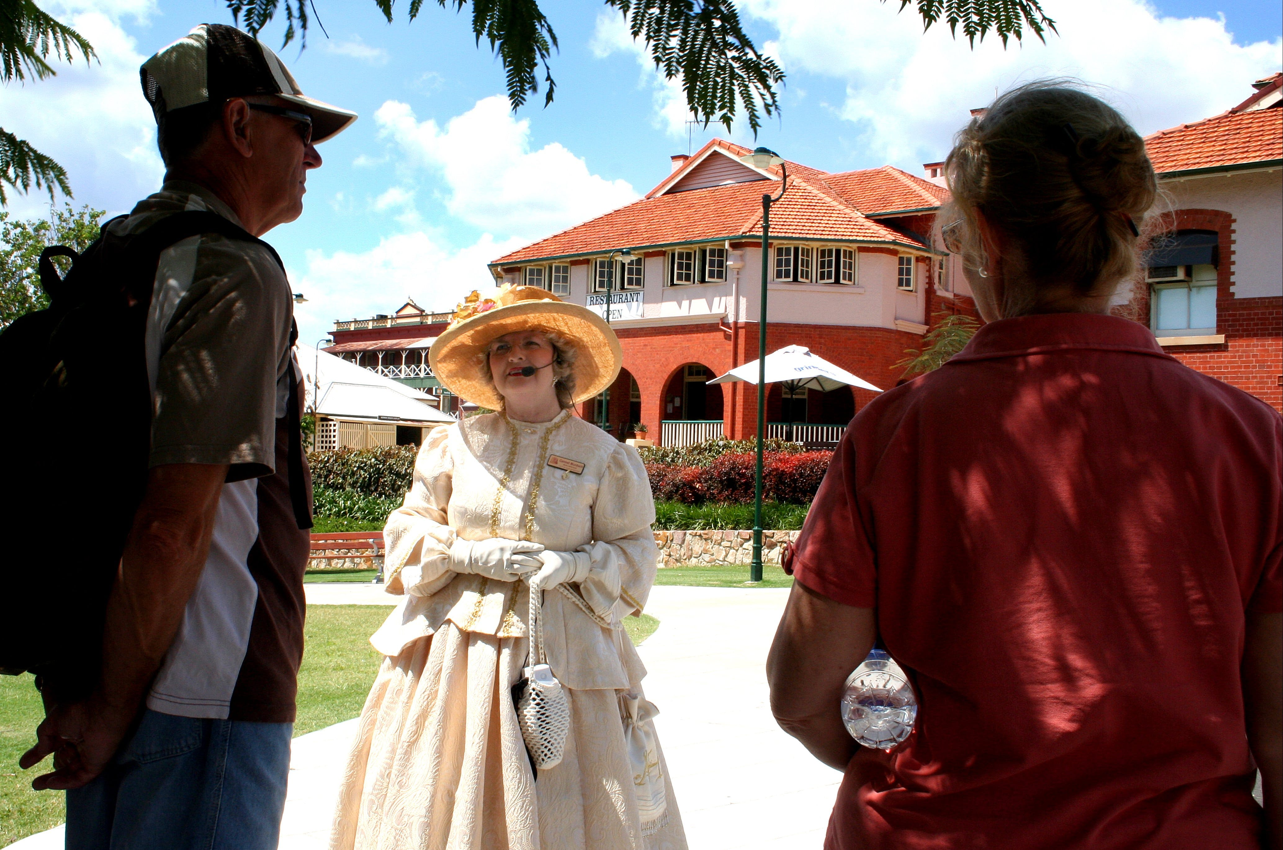 Free Guided Maryborough Heritage Walk Tour - Byron Bay Accommodations
