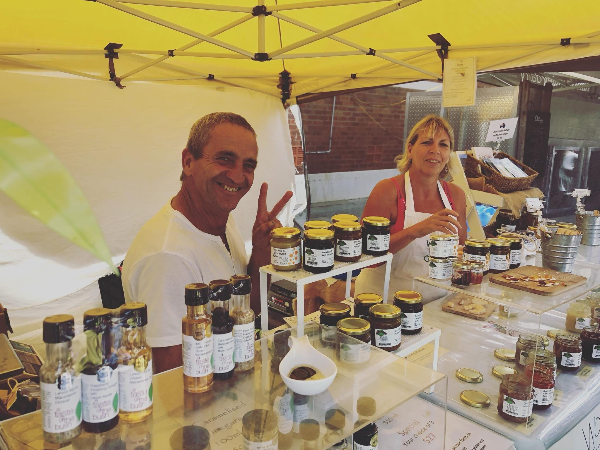 Lismore Produce Markets - Byron Bay Accommodations