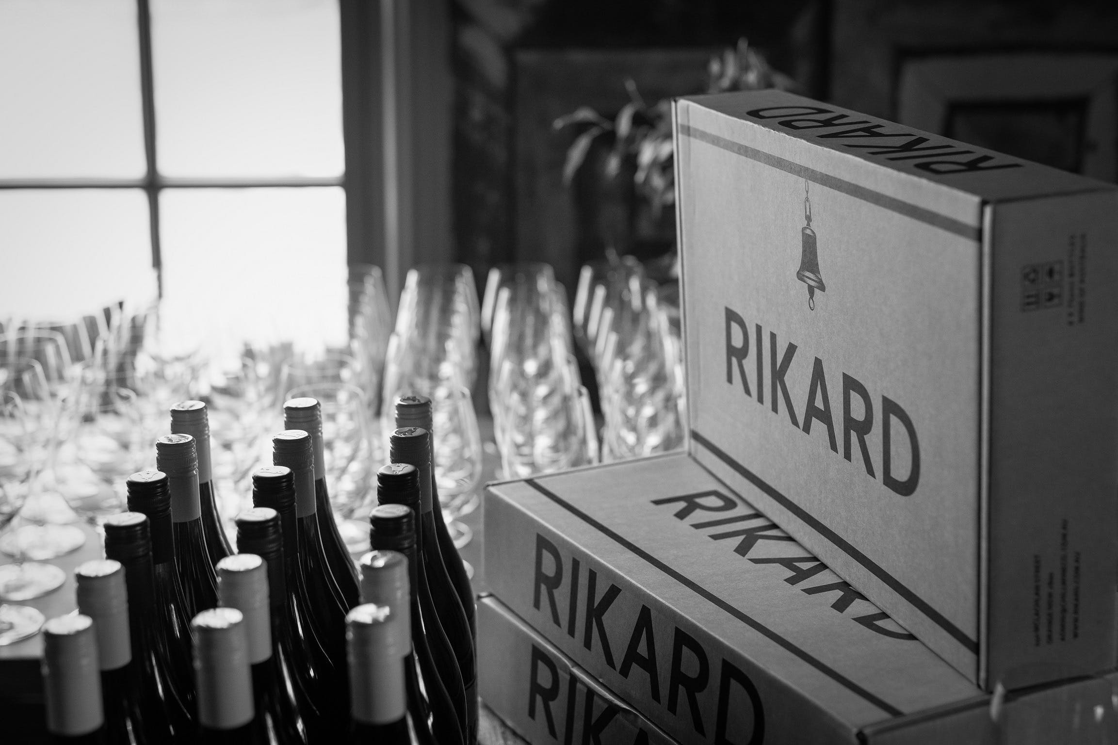 Vin Vertical - Five Years of RIKARD Pinot Noir - Byron Bay Accommodations