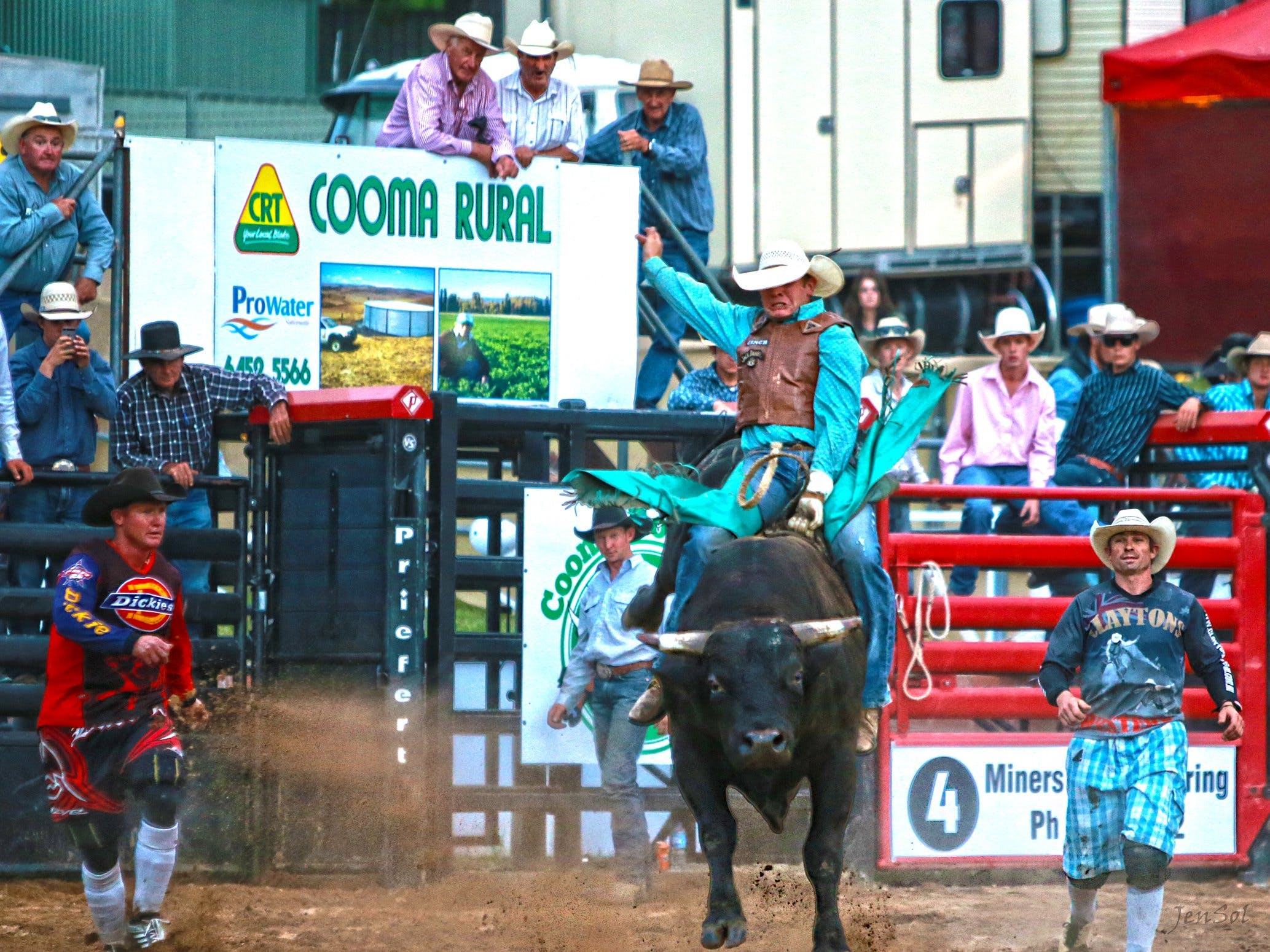 AgriWest Cooma Rodeo - Byron Bay Accommodations