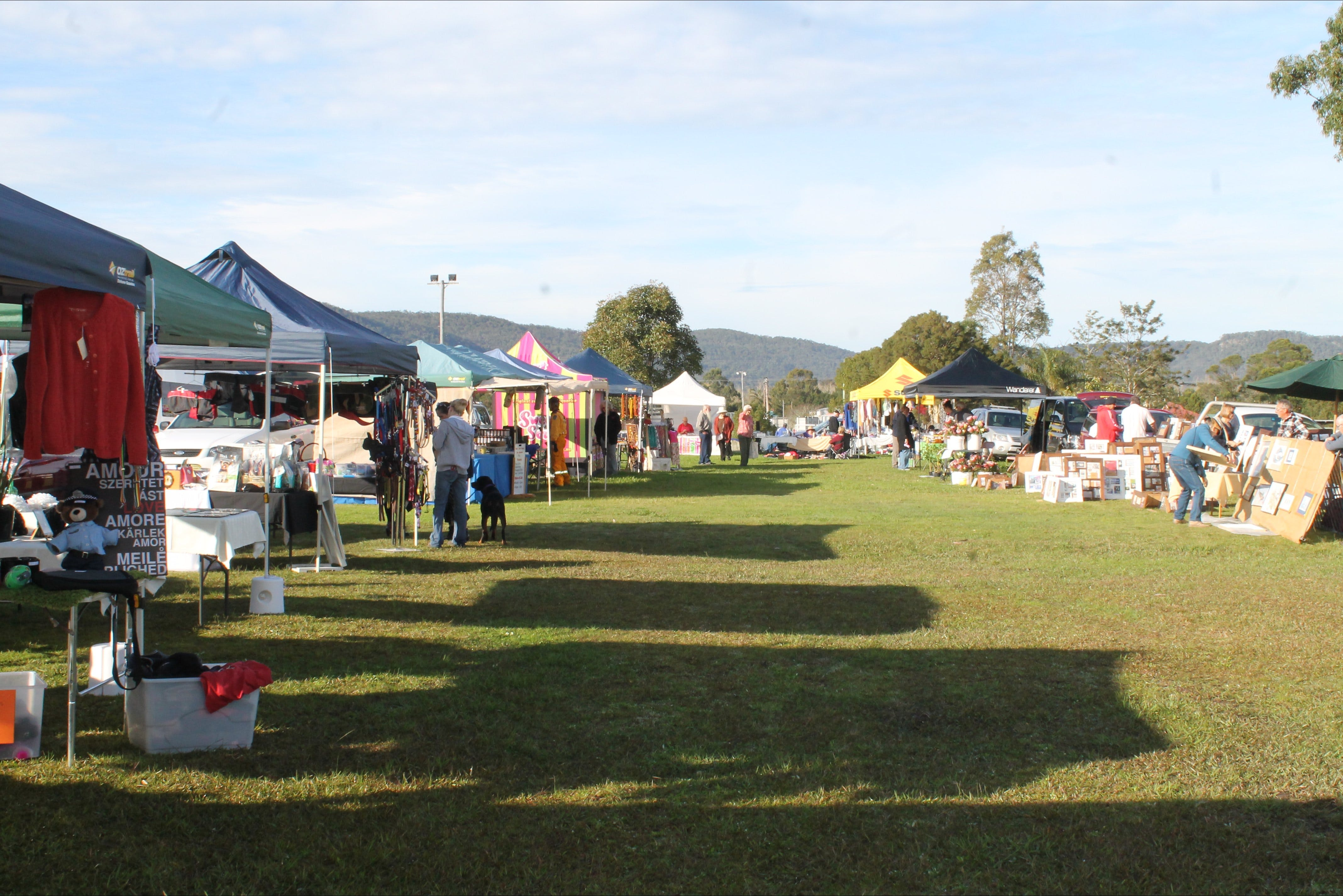 Clarence Town Markets - Byron Bay Accommodations