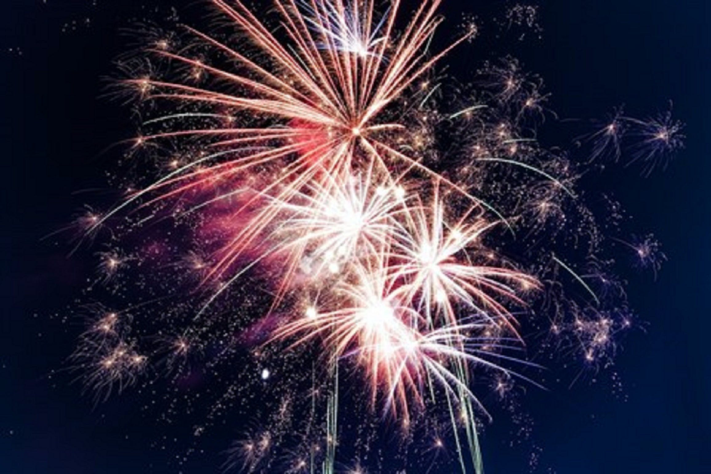 Corowa New Year Fireworks - Byron Bay Accommodations