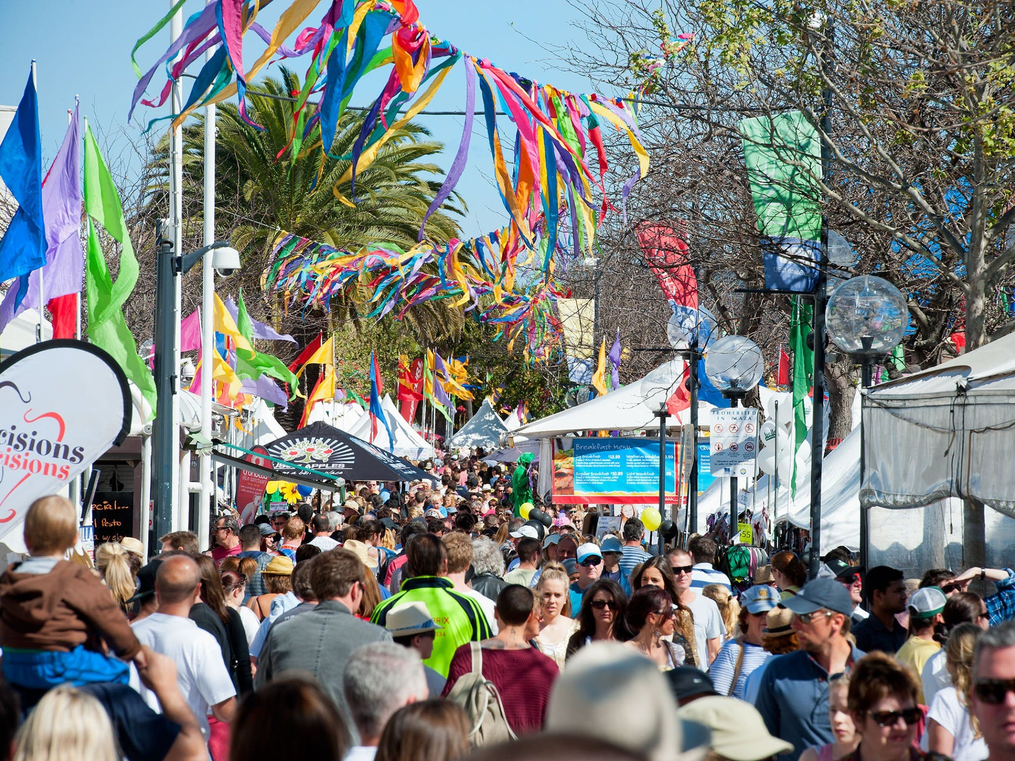 Cronulla Spring Festival - Byron Bay Accommodations
