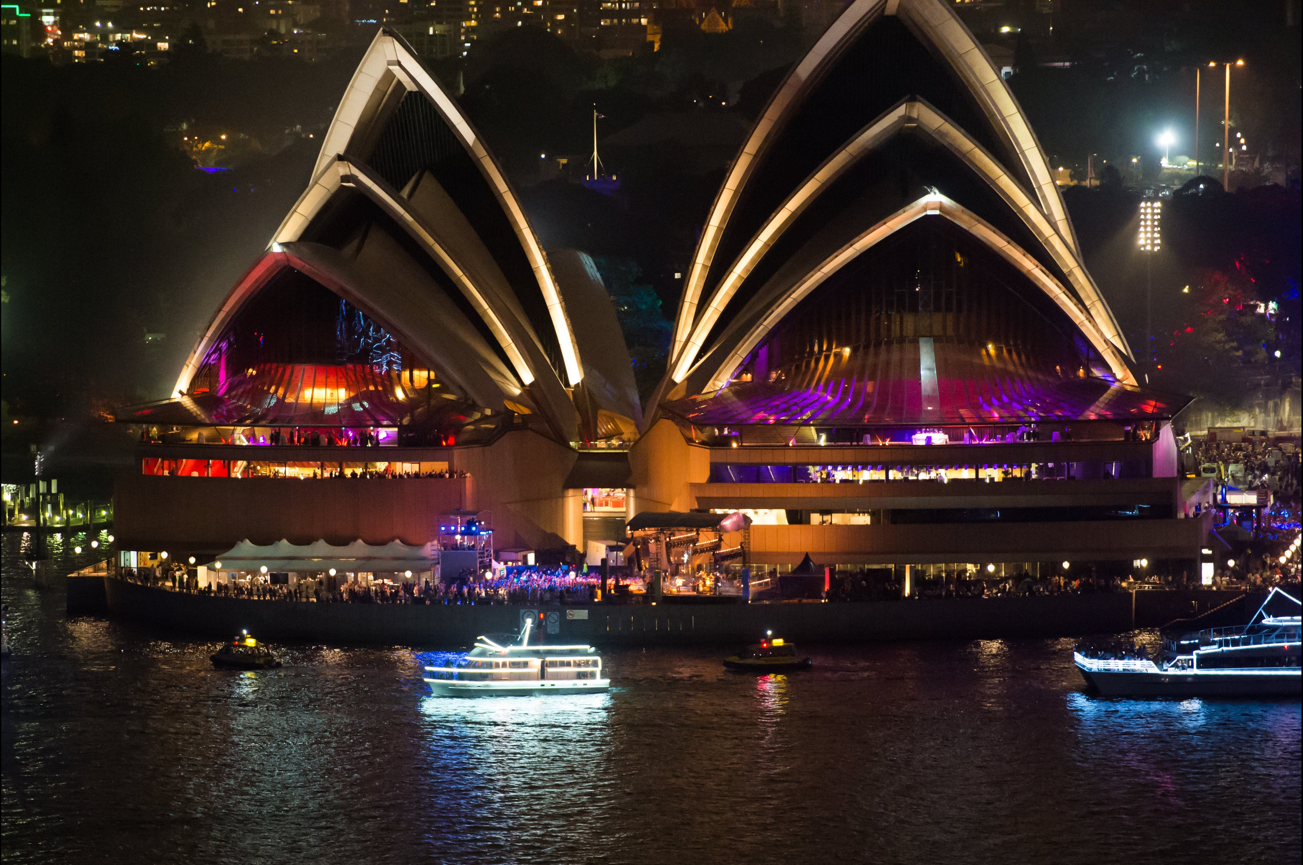 Exclusive New Years Eve Cruise on  Silver Spirit - Byron Bay Accommodations