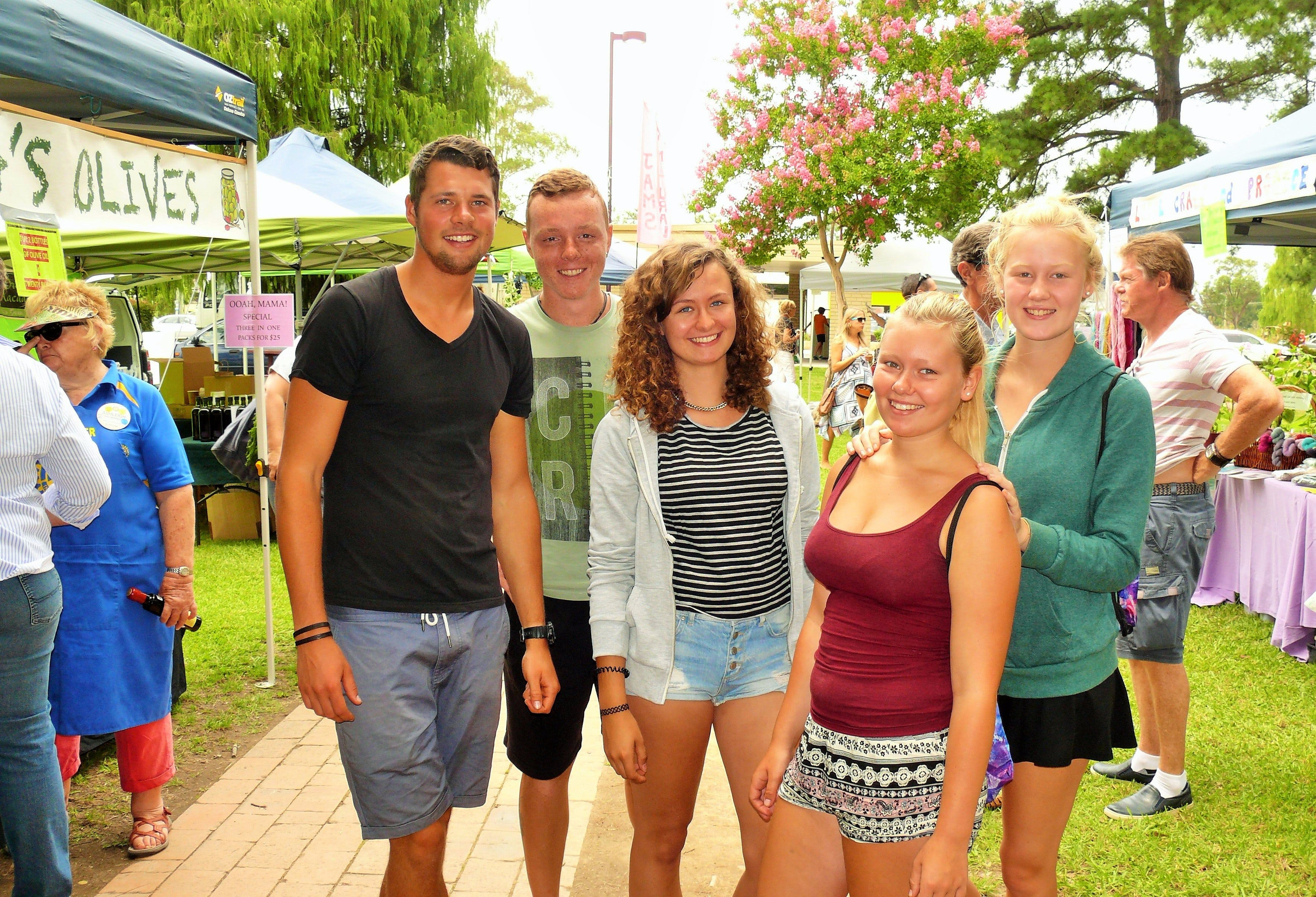 Gloucester Farmers Market - Byron Bay Accommodations