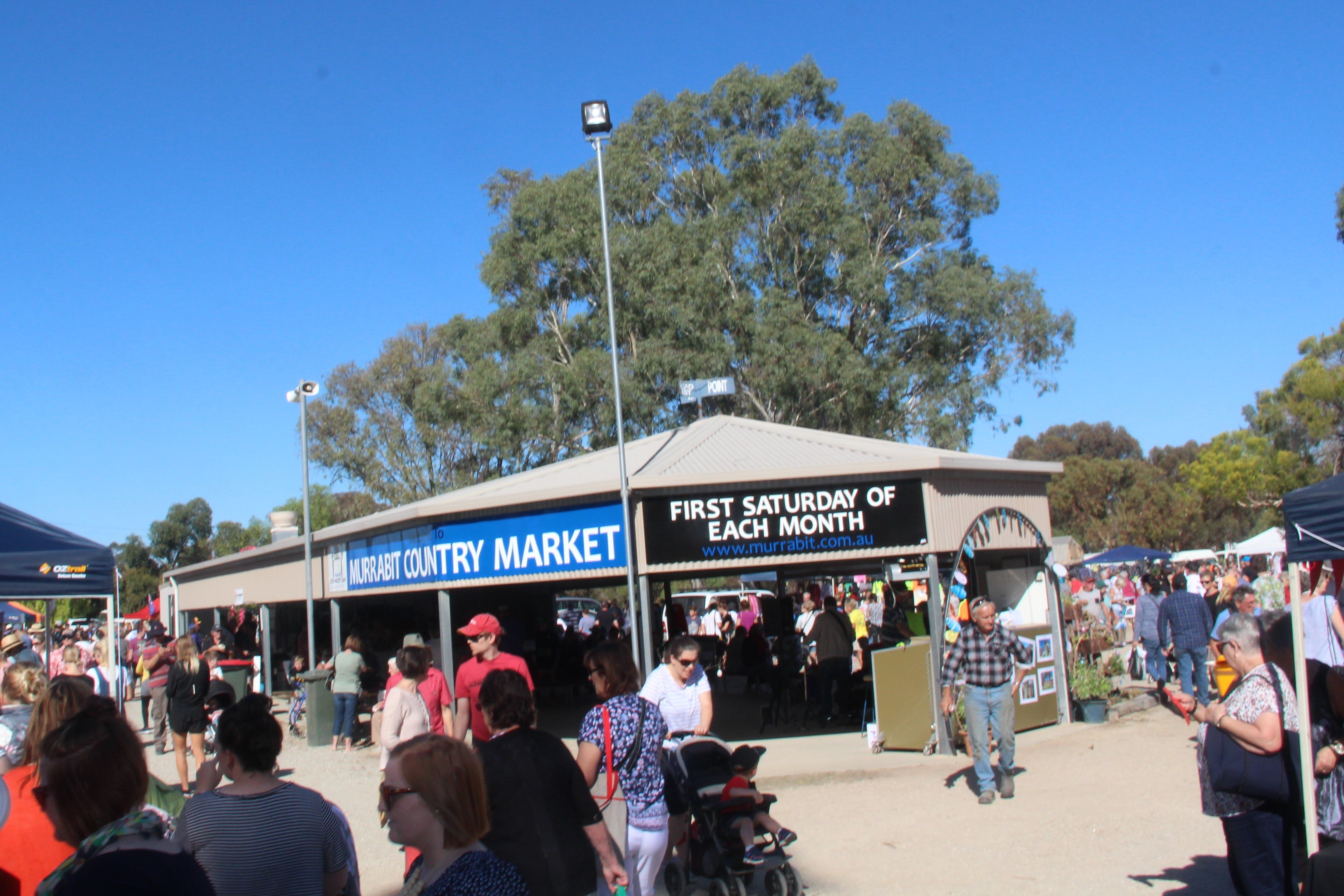 Murrabit Country Market - Byron Bay Accommodations