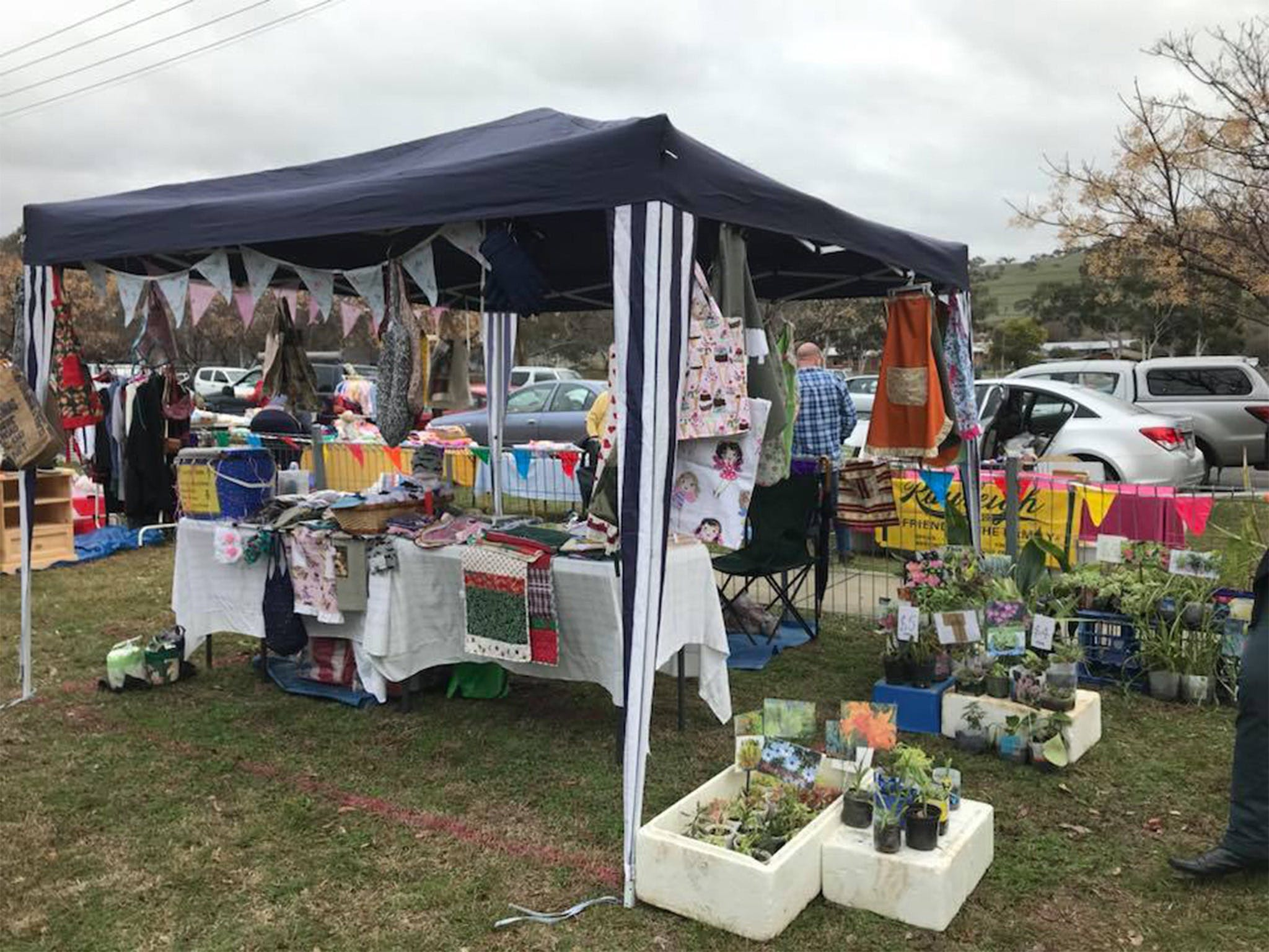 Perthville Village Fair - Byron Bay Accommodations