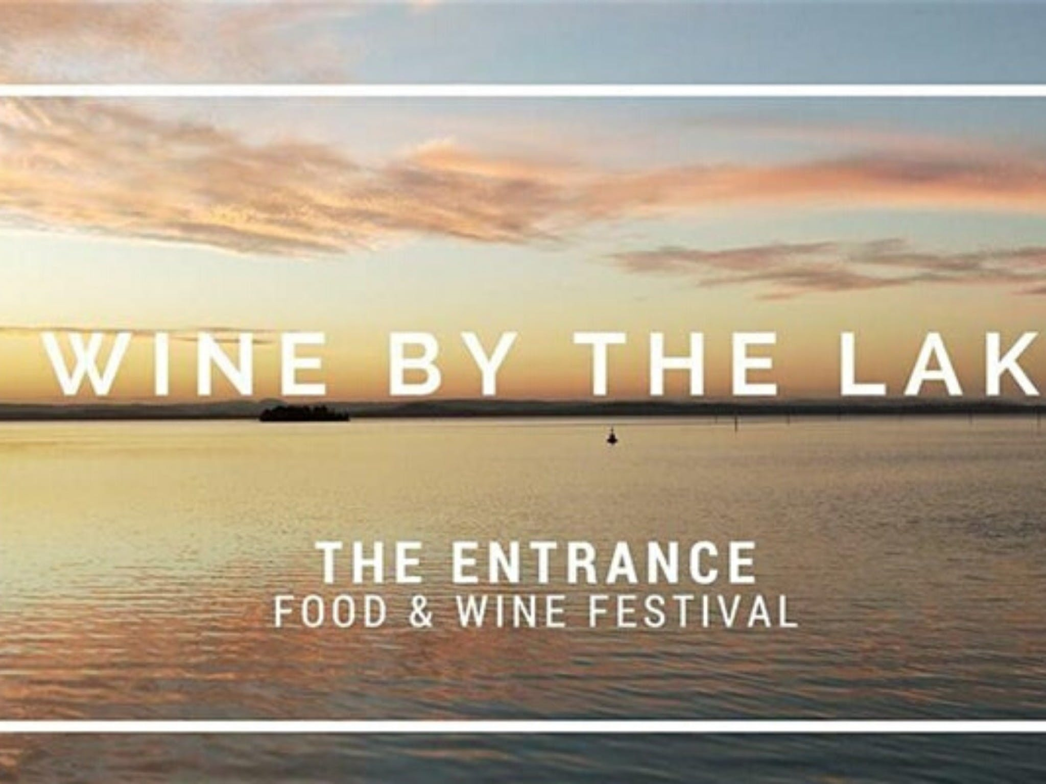 The Entrance Food and Wine Festival - Byron Bay Accommodations