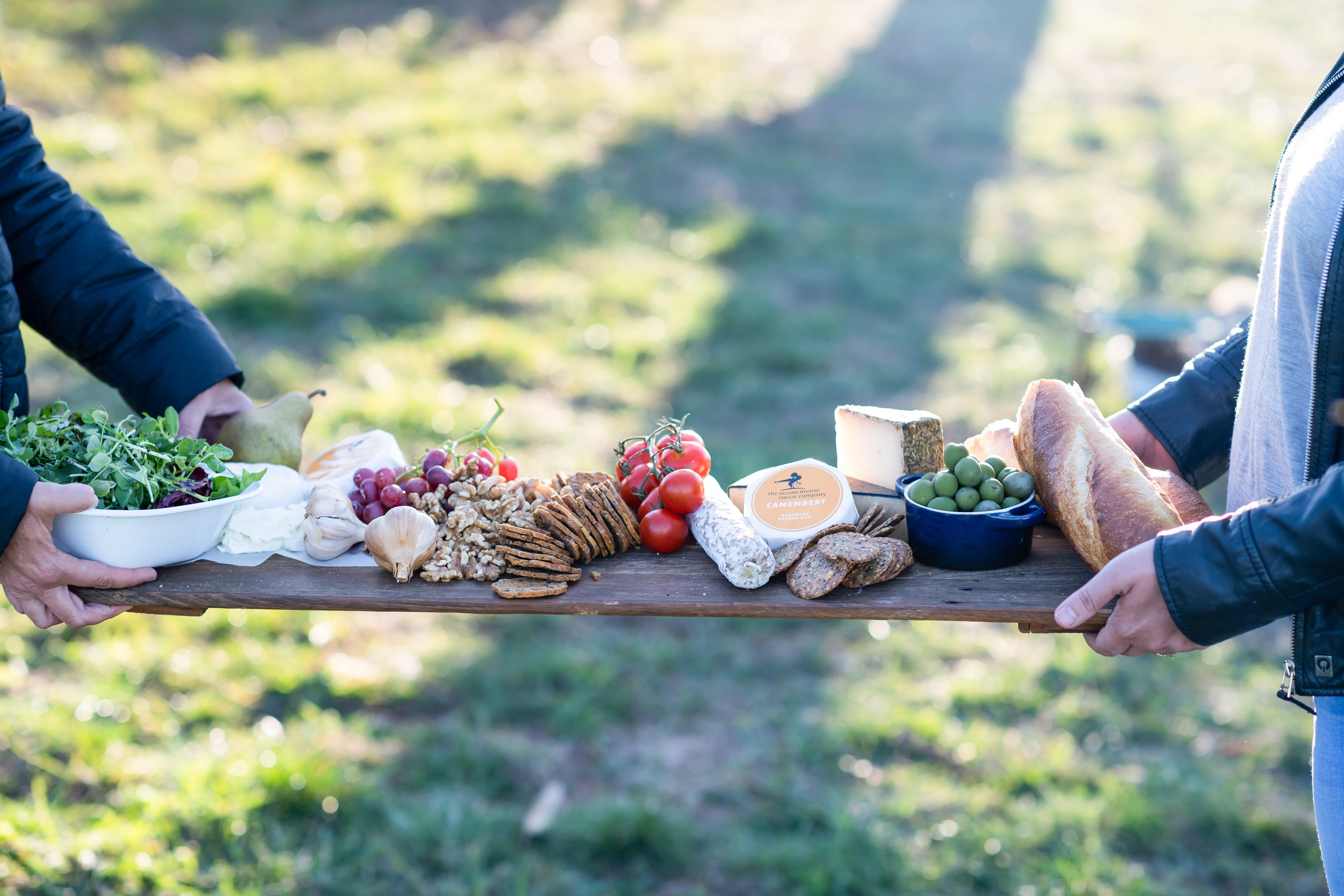 Wine and Cheese. Yes Please - Byron Bay Accommodations