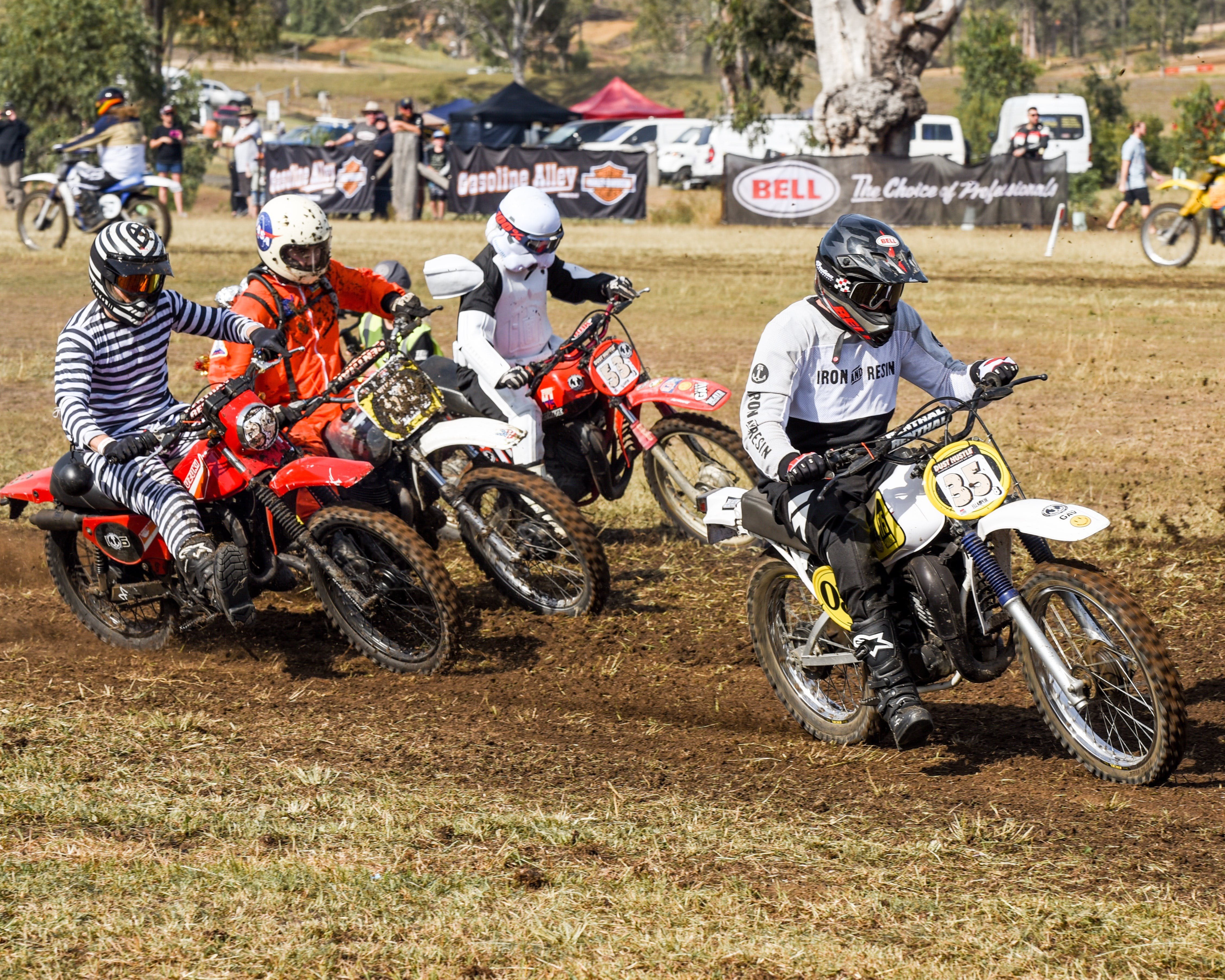 Dust Hustle Queensland Moto Park - Byron Bay Accommodations