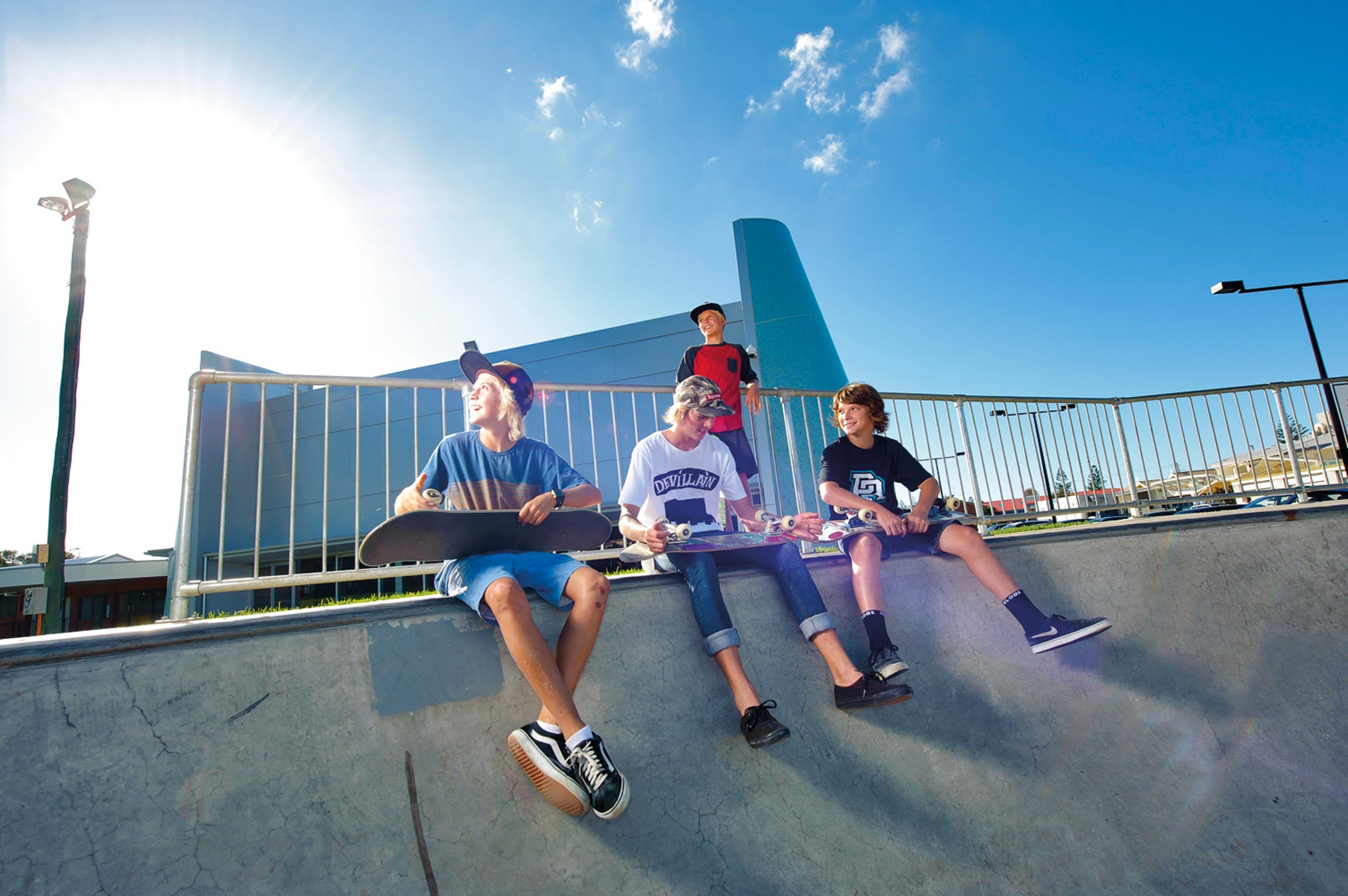 Fair Go Skate Comp - Byron Bay Accommodations