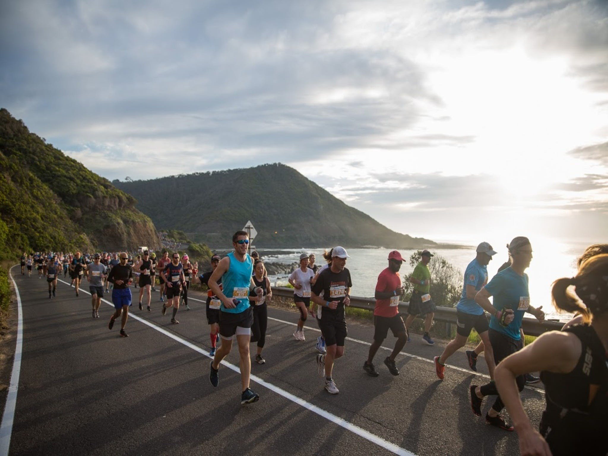Great Ocean Road Running Festival - Byron Bay Accommodations