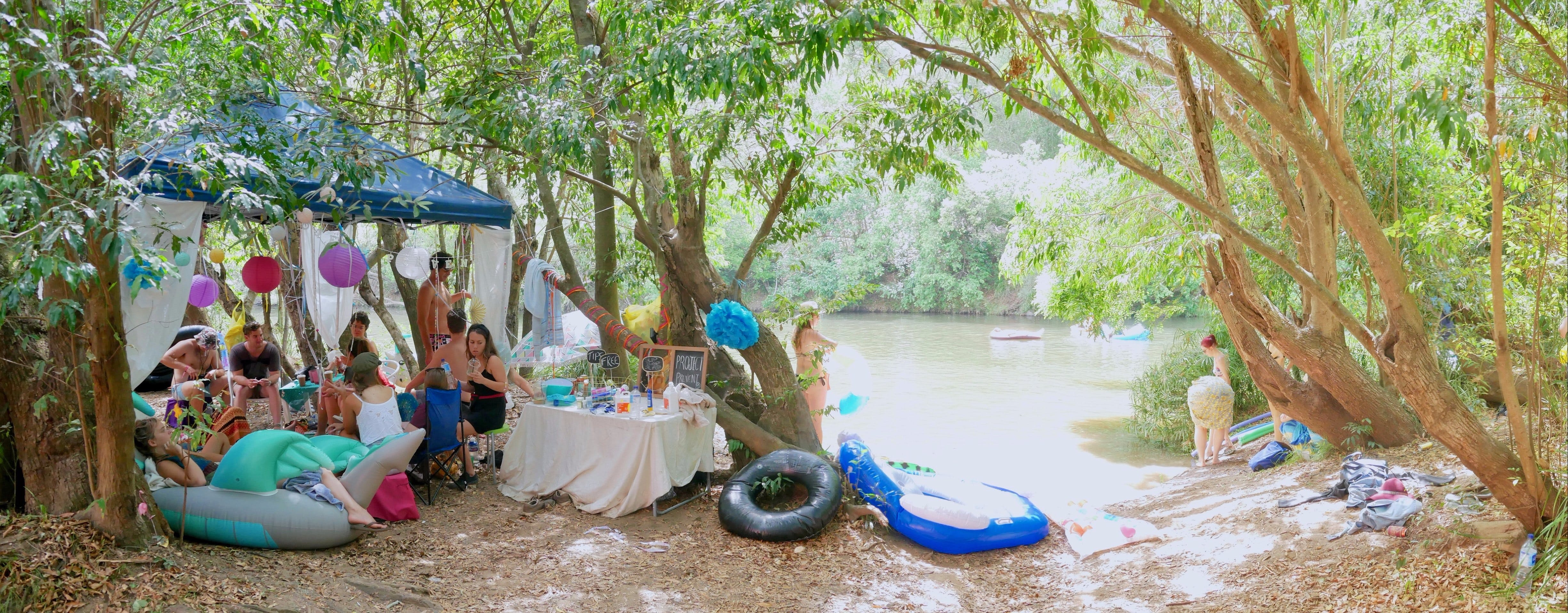 Jungle Love Festival - Byron Bay Accommodations