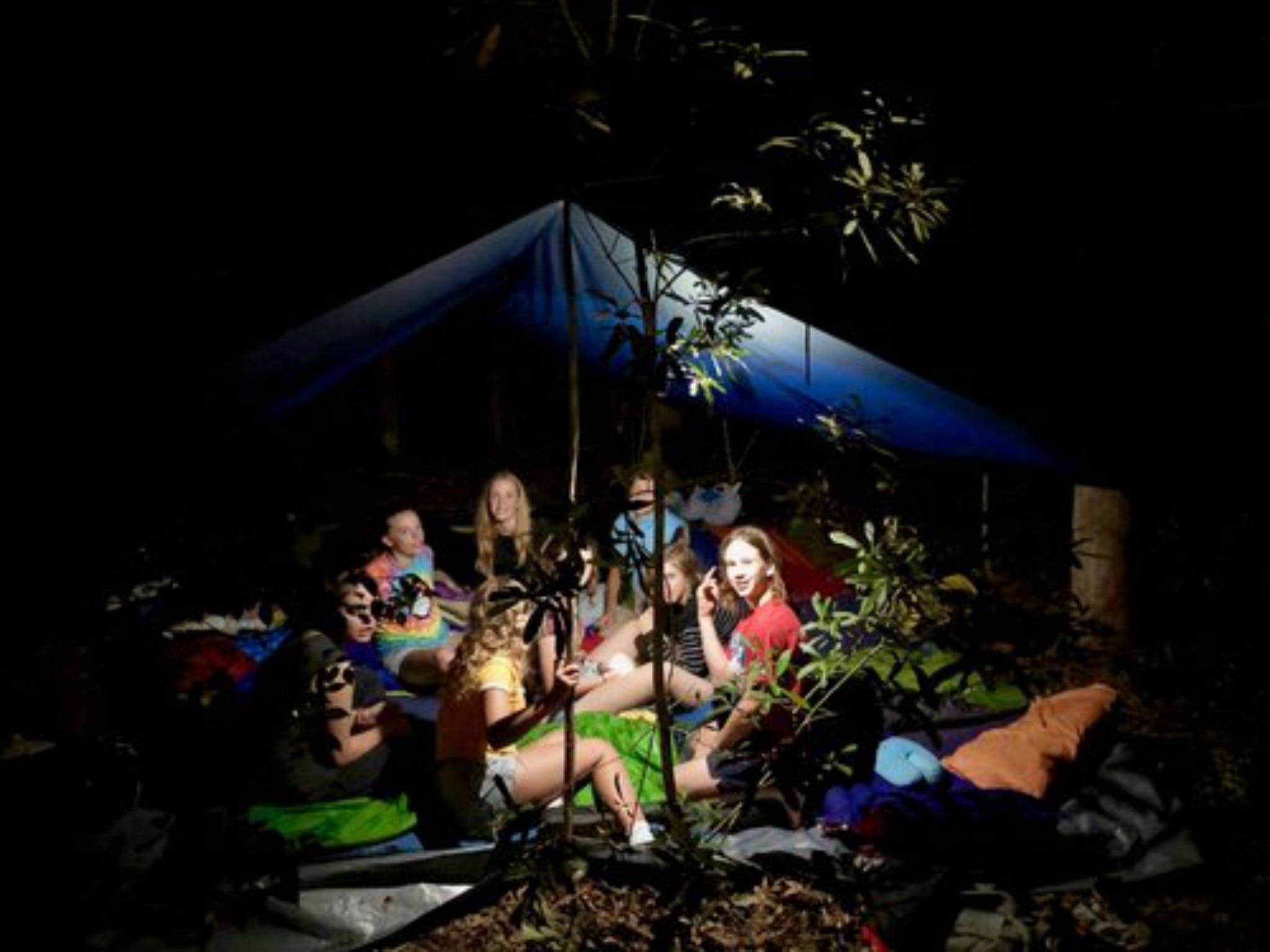 Summer  Family Nature Camp - Byron Bay Accommodations