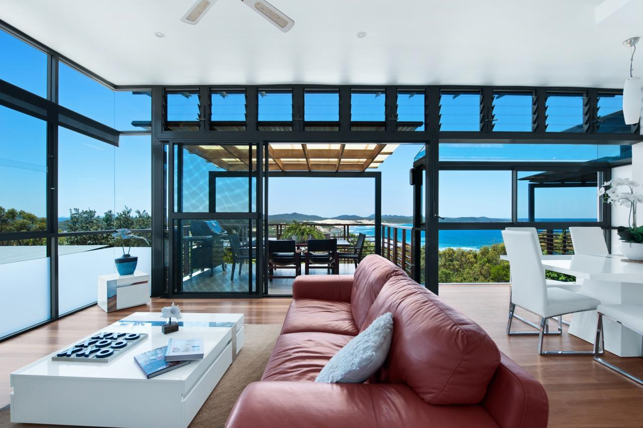 One Mile Retreat - Byron Bay Accommodations