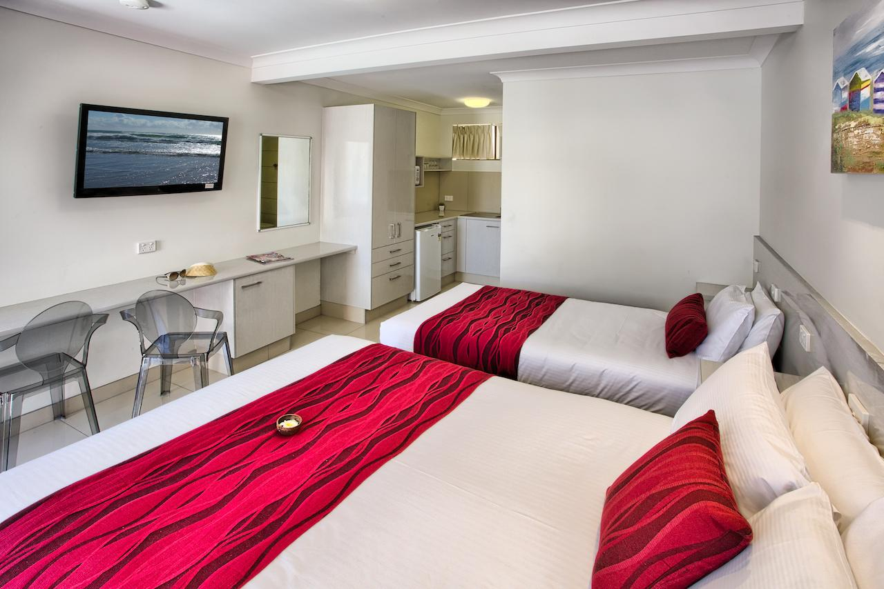 Hibiscus Motel - Byron Bay Accommodations