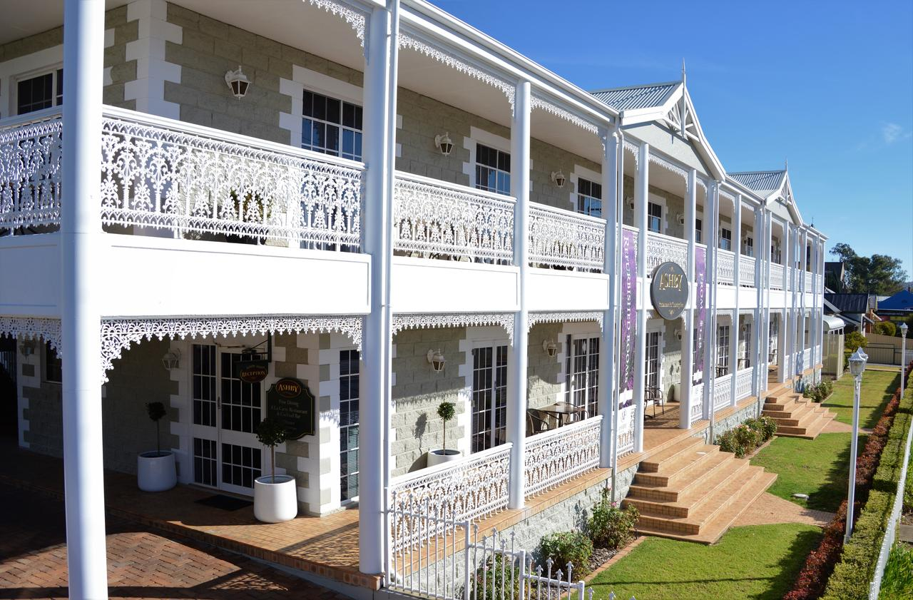 Ashby House Motor Inn - Byron Bay Accommodations